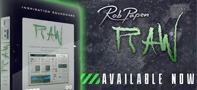 Rob Papen 新製品「RAW」発売のご案内