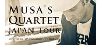 【EVENT】Musa's Quartet Japan Tour