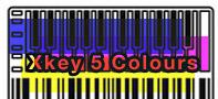 【Xkey New Colours】ディリゲントオンラインショップ限定発売!