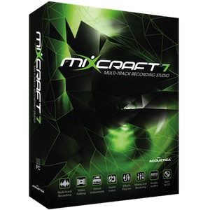 Mixcraft 7
