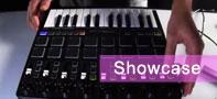 Reloop「KEYPAD」ショーケース動画 by Alexander Franz (Live)